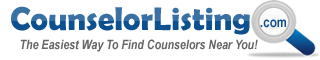CounselorListing - The Easiest Way To Find Counselors Near You